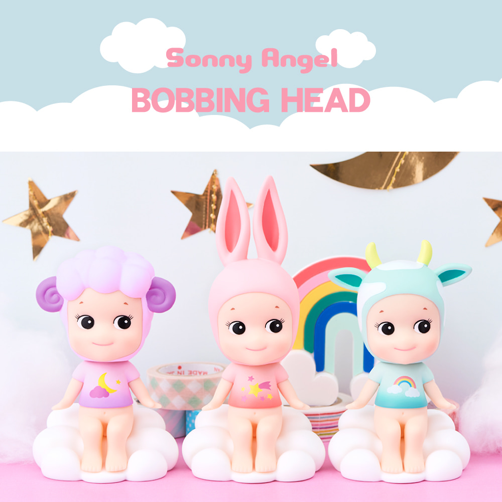 [NEWS] Sonny Angel Bobbing Head 🌈 Coming February
